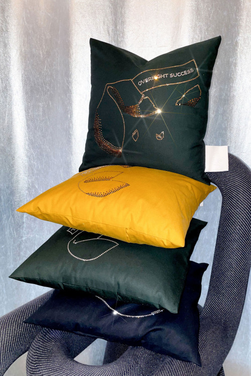 Good Fortune Mini Pillow