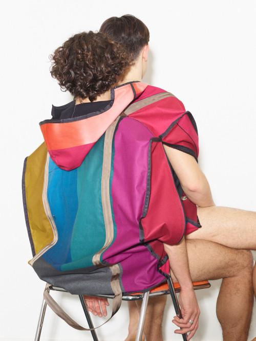 Moving Bag Jacket