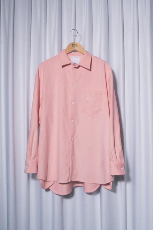 Rosé Big Shirt