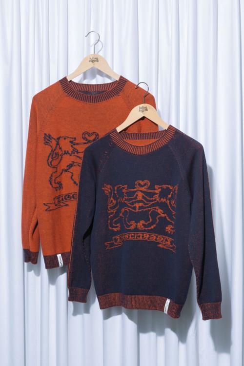 Züri Leu Knit Sweater –...