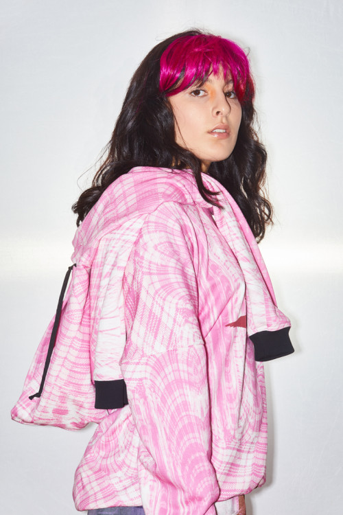 Laundry Service Hoodie – Pink