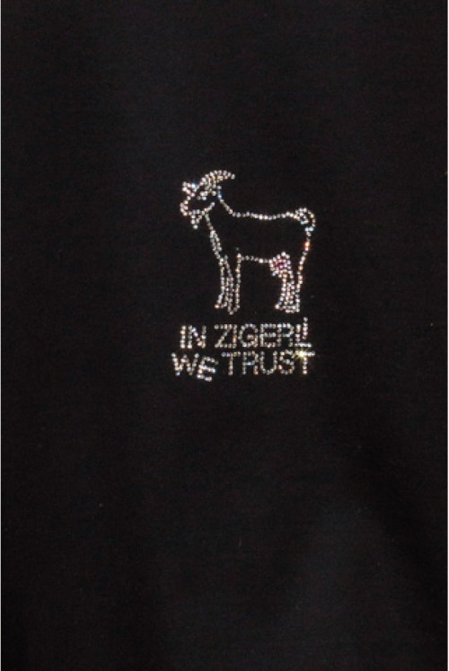 In Zigerli We Trust – Sweater