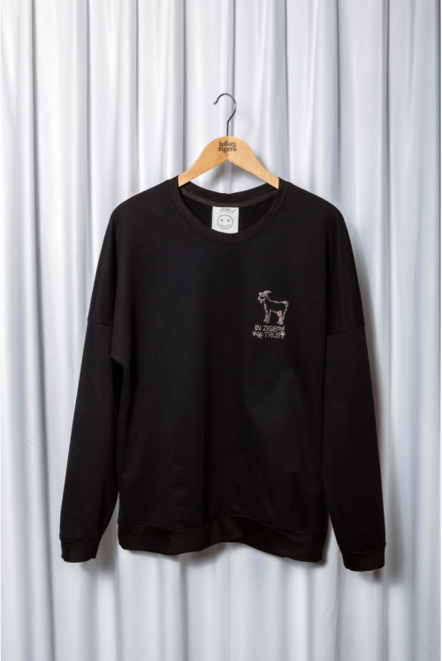 In Zigerli We Trust – Sweater