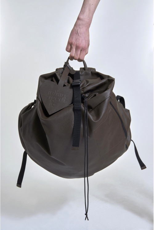 Baggy Backpack - Dark...