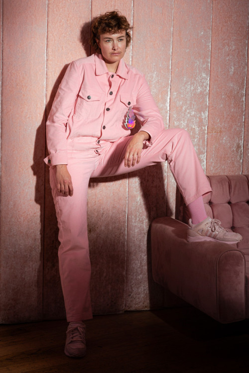 Rosé Jacket