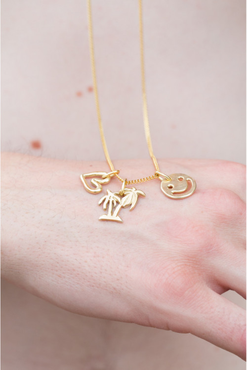 Pendant Trio Gold