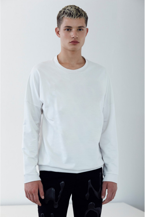 Heavy Sweater – Off White