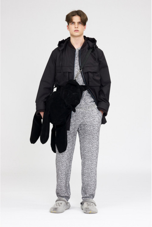 ATF Sweatpants – Black &...